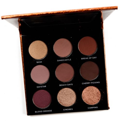 Sydney Grace Summer Days Eyeshadow Palette Review & Swatches