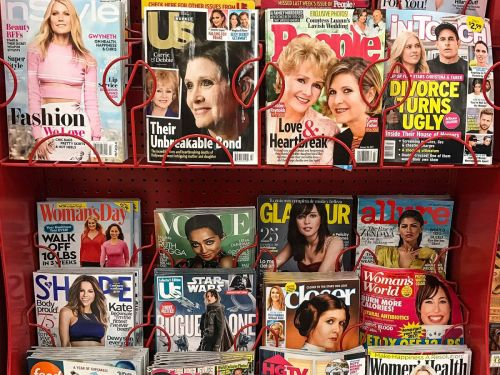 InStyle & Glamour Magazines Had The Most Diverse Covers In 2018
