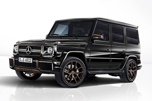 Mercedes-AMG Gives the G65 a Fitting Curtain Call