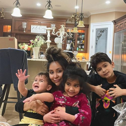 Gym, Tan, Look at These Cuties! The 'Jersey Shore' Kids Are So Precious