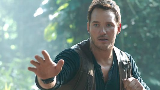 The First Heart-Pounding Trailer For 'Jurassic World: Fallen Kingdom' Is Here