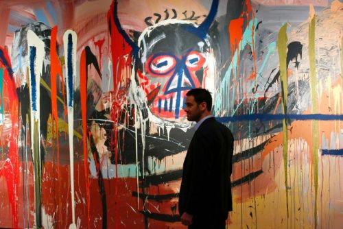 Jean-Michel Basquiat Work Sells for $10.8 Million USD, Sets In-App Purchase Record
