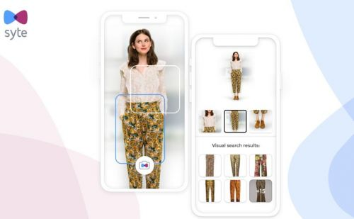 Farfetch partners with Syte to enhance app