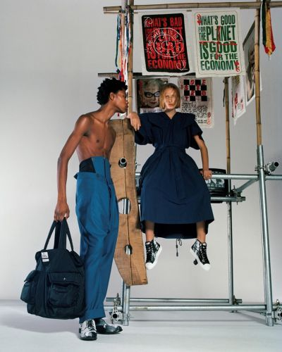 Why Dame Vivienne Westwood Switched a Show for a Lookbook