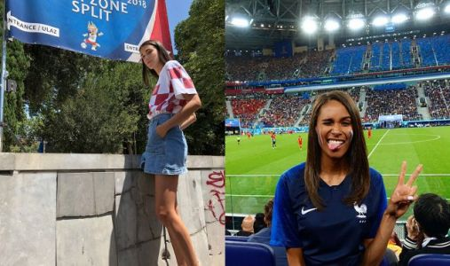 Meet the Models Cheering on their Home Team in the World Cup!