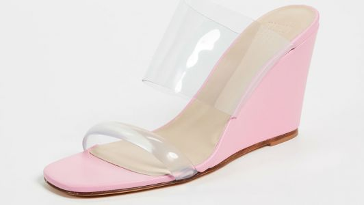 The PVC Sandals Dhani Can't Stop Thinking About
