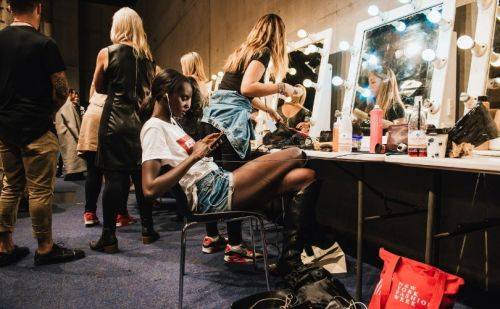NYFW Gets Private Changing Rooms For Models