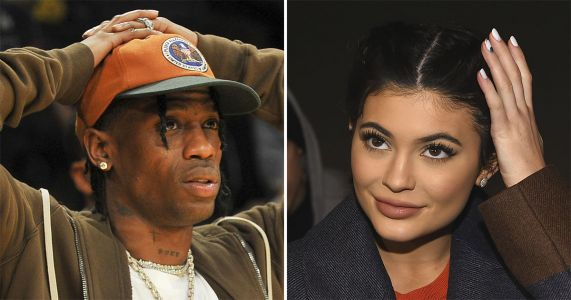 Travis Scott Pleads Kylie Jenner to Keep Stormi off 'KUWTK' but, Like, Plz No