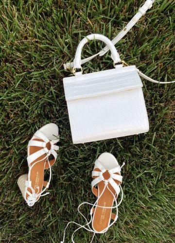 I Had A Modern Picnic With This Brand's Chic Purse-Style Lunchbox