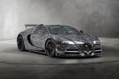 Mansory Presents the Bugatti Veyron Vivere Final Diamond Edition by Moti
