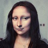 This Woman Turned Herself Into the Mona Lisa Using Contouring, and We Can't Even Give Ourselves Cheekbones