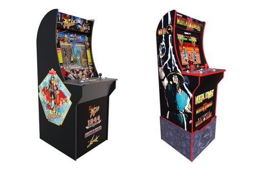 Arcade1Up Announces 'Space Invaders' & 'Mortal Kombat' Countercades