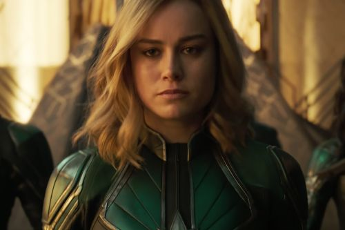 'Captain Marvel' trailer: Brie Larson's first superhero feature lights up Twitter