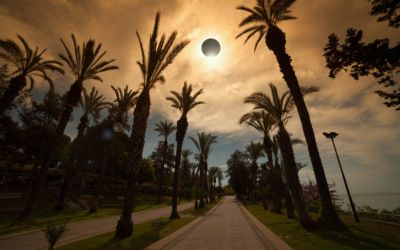 Where to See the Total Solar Eclipse 2017