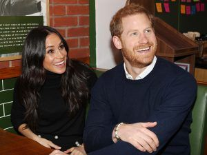 40% Rise In Sales Of Black Trousers Attributed To Meghan Markle