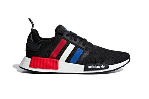 Adidas Applies Multicolored Three Stripes Branding on New NMD R1