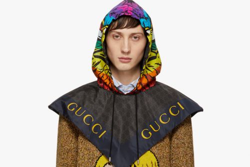 Join the Babushka Gang With These A$AP Rocky-Approved Gucci Hoods