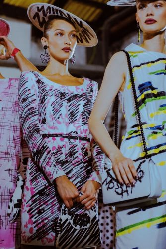 Moschino responds to accusations it copied an emerging designer's work