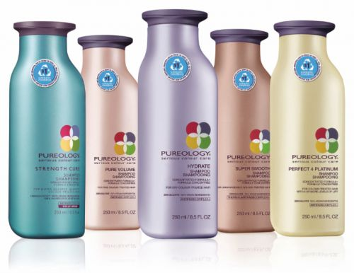 Hair and coastline care from Pureology this Christmas