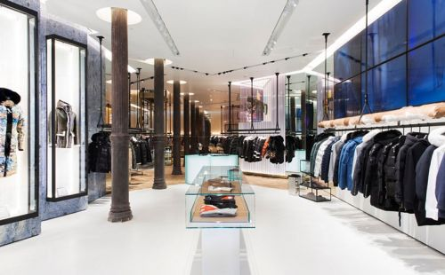 Luxury Canadian brand Moose Knuckels opens NYC flagship