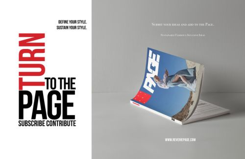 Donate and Pre-Order Your Copy of PAGE Magazine