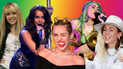 Miley Cyrus Is Trying To Change, But Will We Let Her?