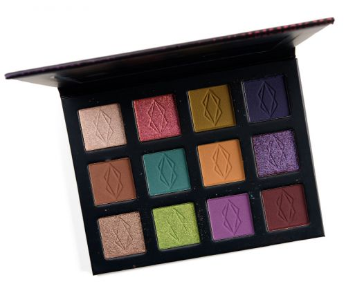 Lethal Cosmetics Velvet Dusk Palette Review & Swatches