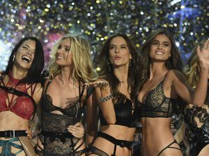 Adriana Lima Is not leaving Victoria's Secret anymore