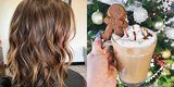 Gingerbread Latte Hair Is the Sweetest Way to Be Holiday Ready