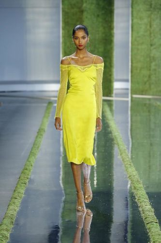 Cushnie Spring 2019: New York Fashion Week