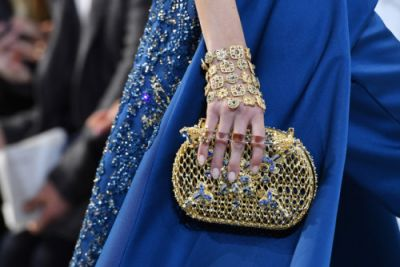 ELIE SAAB Haute Couture Spring Summer 2017 | Clutches With