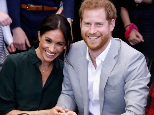 RoyalBaby: The Best Reactions To Prince Harry & Meghan Markle's News