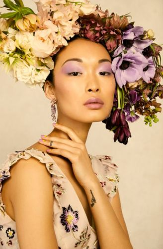 All The Floral Inspiration You Need For Spring The chicest hair