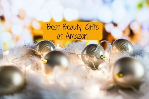 Holiday Beauty Gifts from Amazon!