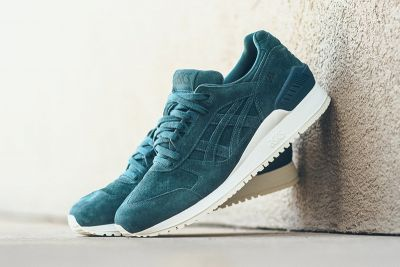 ASICS Unveils a 'Deep Teal' Colorway of the GEL-Respector
