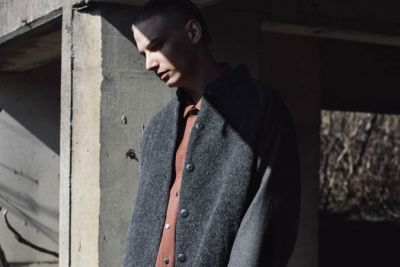 Prasthana Unveils Its 2017 Fall/Winter Collection With a Striking Moody Lookbook