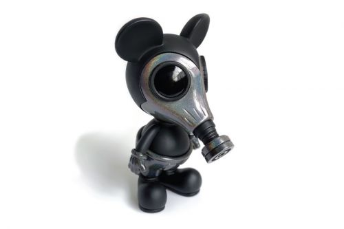 Ron English to Release New 'Galaxy 7 Mousemask Murphy' Figures