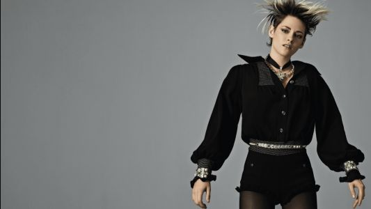 Kristen Stewart Give Us Another Lesson in Cool for Chanel's Spring 2020 Campaign