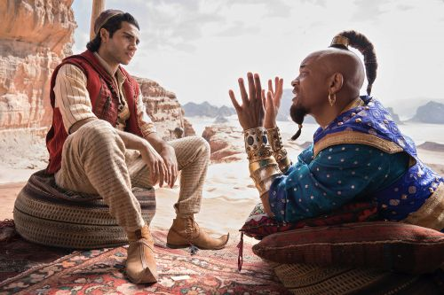 Live-action 'Aladdin' is way better than its awful trailer