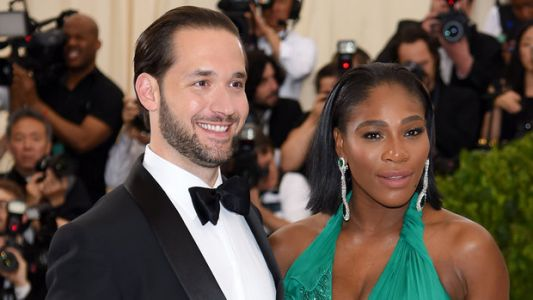 Serena Williams's Baby Daughter Makes Her Adorable Debut On Instagram
