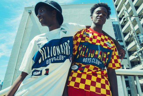 Billionaire Boys Club's Holiday 2018 Lookbook Showcases Bold Graphics