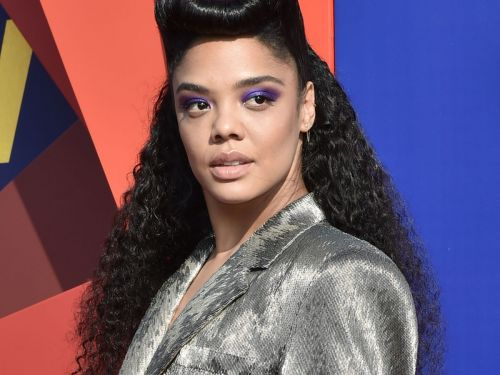 Tessa Thompson's MTV Movie & TV Awards Hairdo Is All About Girl Power