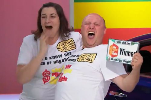 Biggest win in the history of 'The Price is Right' goes to Jersey man