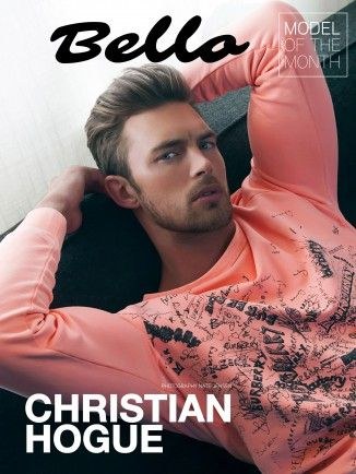 Christian Hogue - Bello Magazine