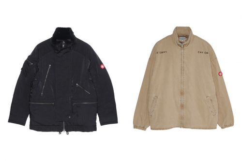 Cav Empt Second SS19 Drop Delivers a Selection of Outerwear