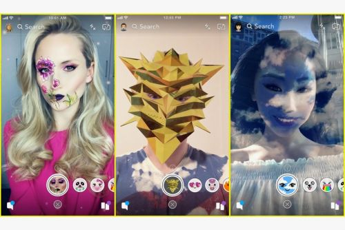 You Can Now Create Custom Snapchat Face Filters