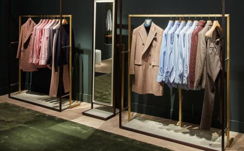 Pink Shirtmaker to focus on traditions of shirts