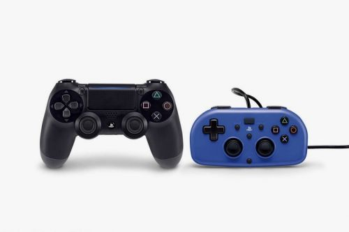 Sony's PS4 Is Getting a New Mini Controller