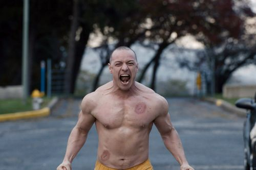 James McAvoy's muscles are the only strong thing in weak 'Glass'