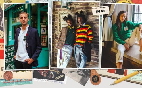 The great prep revival a growth opportunity for menswear